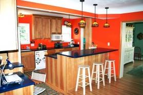 Lựa chọn màu sơn dành cho căn bếp của bạn