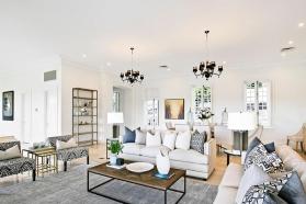Những lưu ý khi phối hợp màu sơn trong nhà với đồ nội thất
